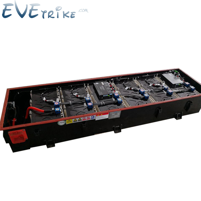 Batterie au Lithium 2500 cycles de haute qualité type puissant ou acide de plomb pour le choix emballé par 48 V 60 V 72 V 96 V cellules capacité différente