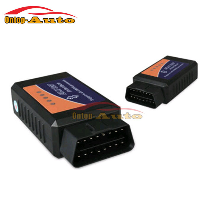 Universal Auto Car V1.5 ELM327 OBDII OBD2 Bluetooth Diagnostic Interface Scanner Tool w/Software + CD