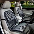2016 Verão Nova Malha Preta Cinta Lombar Do Assento de Carro suporta Home Office Cadeira Almofada Do Assento de Carro Tampas de Assento araba aksesuar