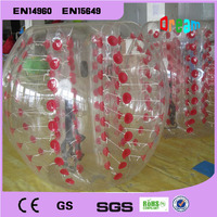 Free Shipping Dia 1.7m TPU Bubble Soccer Football Ball for Children Zorb Ball Inflatable Human Hamster Ball Bumper Ball