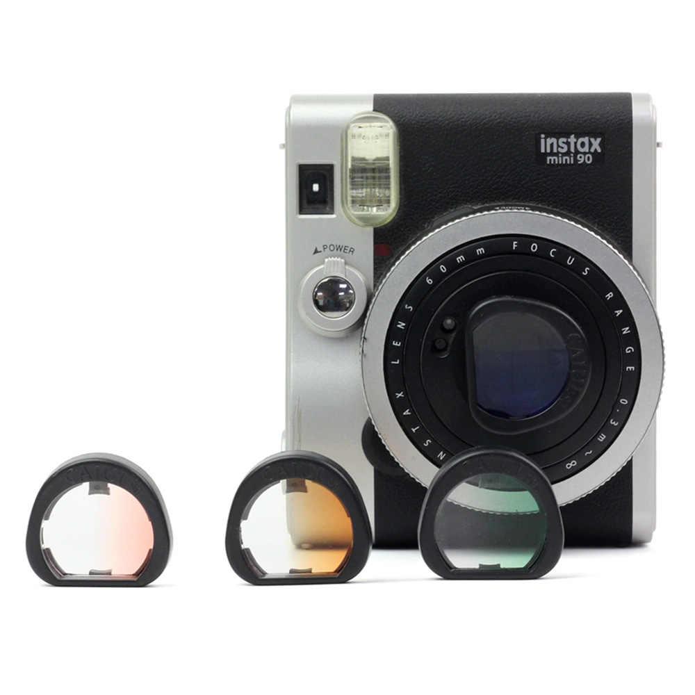 10 в 1 зеркало для съемки селфи для Fujifilm Instax Mini 90 камера моментальной съемки стенд для объектива крупным планом Многоцветный Бесплатная доставка