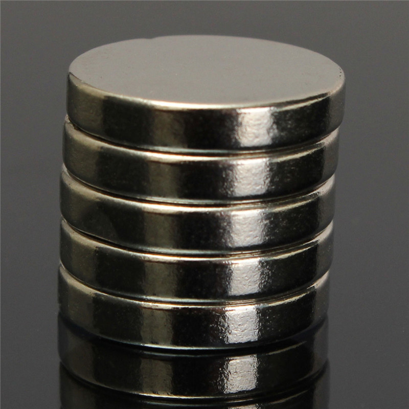 5pcs 15mm x 3mm N50 Round Magnets Rare Earth Neodymium Magnets Neodymium Cylinder qs 3mm216a diy 3mm round neodymium magnets golden 216 pcs