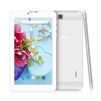 Yuntab 3G desbloqueado smartphone E706 Liga Leve De 7 polegadas tablet PC Android 5.1 Quad Core 1 GB + 8 GB tablet (cor prata)