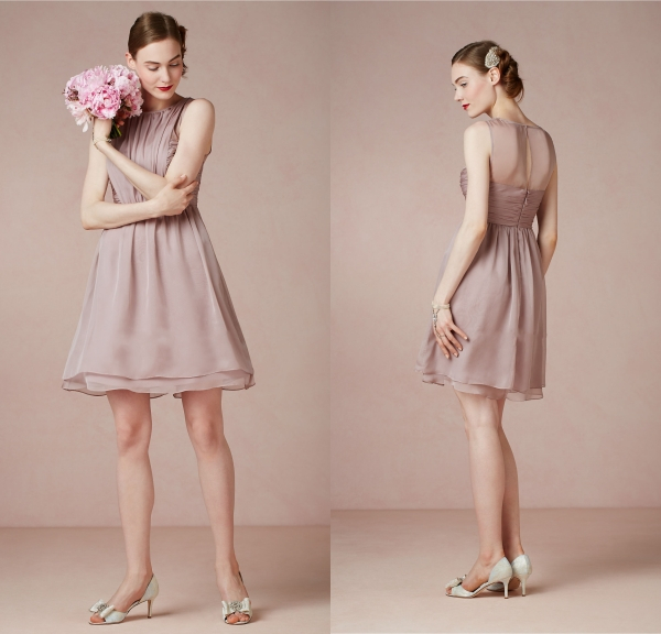 Popular Tan Bridesmaid Dresses-Buy Cheap Tan Bridesmaid Dresses ...