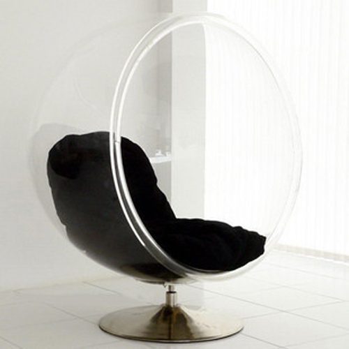 classic creative floor rotatable ball bubble chair lounge chair transparent acrylic bubble chairs swivel chair