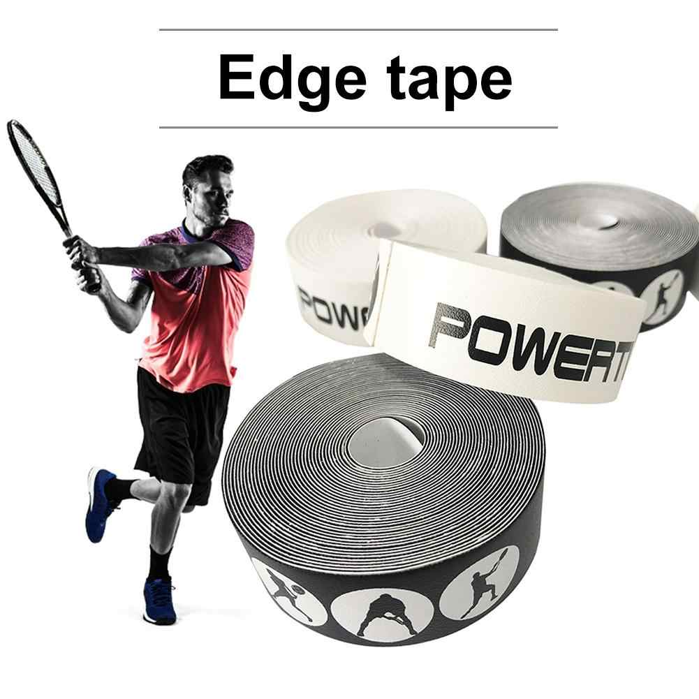 Lightweight PU Table Tennis Edge Tape Durable Ping Pong Racket Side Protective Sticker Cover Racket Frame Protector