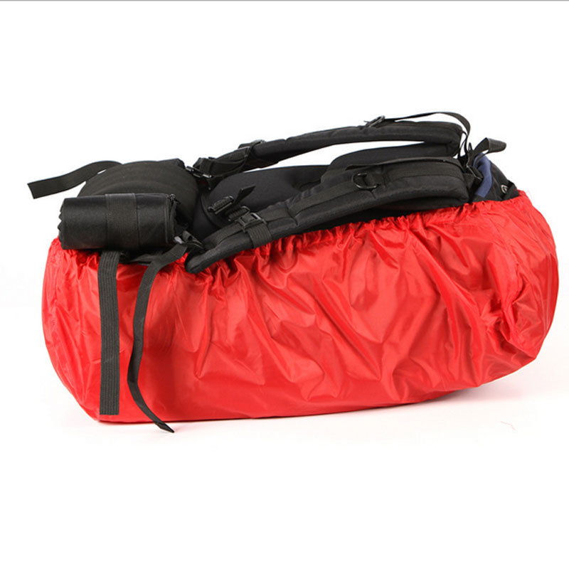 Aliexpress.com   Buy Rain Bag 40 90L Outdoor Climbing Water Resistant  Backpack Rain Cover Waterproof Camping Travel Accessories Bags Rain Cover  from ... 979a7a75ca309