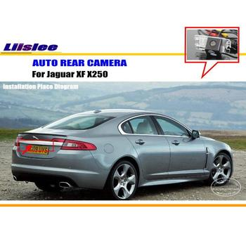 Car Back Up Parking Camera For Jaguar X-Type 2001~2009 / XF X250 2007~2013 2014 2015 Reverse Rear View Camera AUTO Accessories