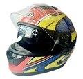 2017 Shoei Brand GT-Air Double Lens Motorcycle Full Face Helmet Japan Approval Motor Street Racing Casco Casque