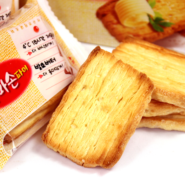 South Korea imported snacks Lotte mother hand pies iron 127 grams of  biscuits full of milk flavor|flavored pistachios|flavored soapflavor wave  turbo oven - AliExpress