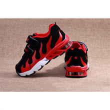 Hot Sale The new Kids' Sneakers flame damping sports shoes