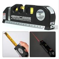 Multifunzione laser level righello nastro d'acciaio livello orizzontale magnet