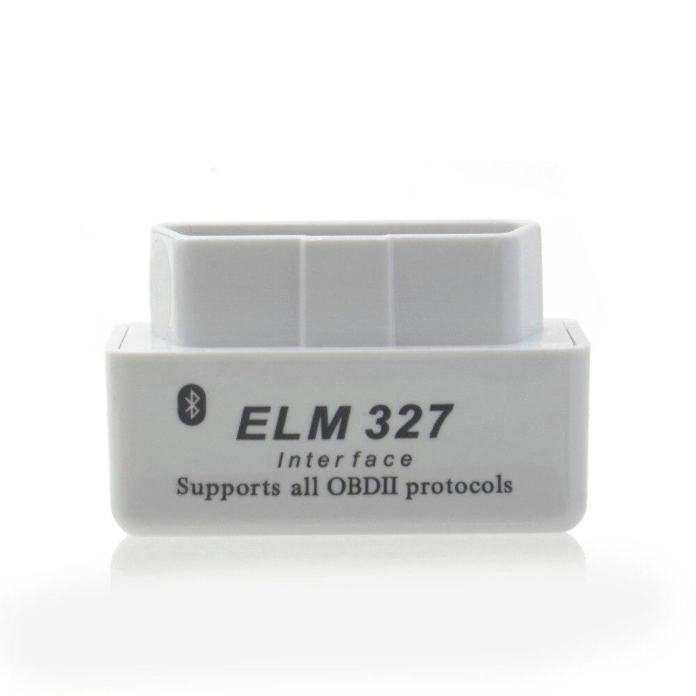 2019 Супер Мини ELM327 Bluetooth V2.1 ELM 327 V 2,1 сканер кода OBD 2 OBDII OBD2 автомобильный диагностический инструмент