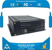 4 Channel 1080P AHD GPS Tracking 3G EVDO WCDMA 4G TD LTE FDD LTE WIFI HDD
