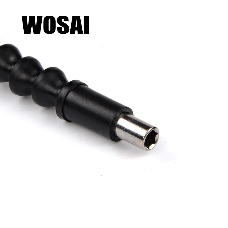 WOSAI 290 millimetri trapano elettronico punte elicoidali nere - Accessori per elettroutensili - Fotografia 4