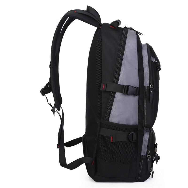 B42 nouvelle arrivée marque grande capacité voyage sac à dos sac à bandoulière hommes alpinisme Oxford verrouillable étanche week-end sacs - 3