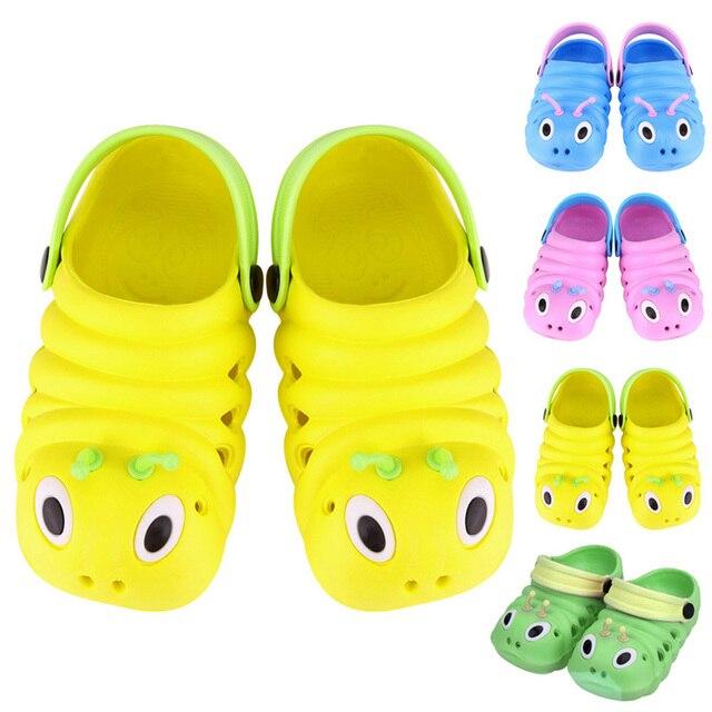 Aliexpresscom Comprar Verano Zapatos de Oruga de Dibujos
