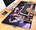 Large PC Computer Gaming Mouse Pad Whith Edge Locking Anti-skid 900 * 400 mm