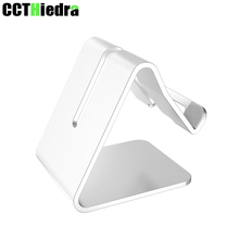 3.5 inch To 10 Aluminium Alloy Stand Desk Holder For iPhone iPad Tablets Mount Universal Charging Cable