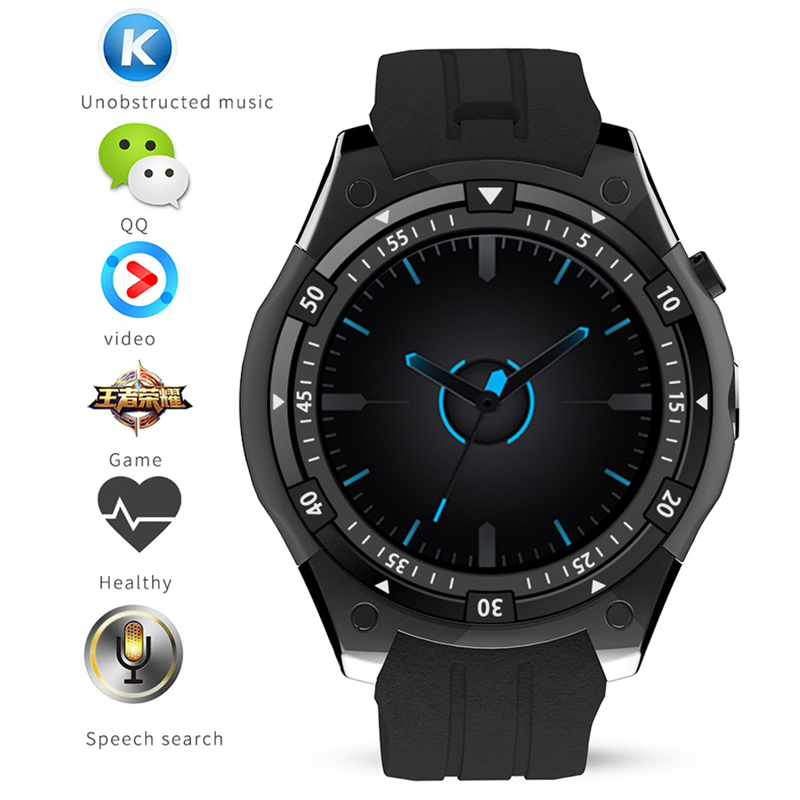 все цены на X100 Android 3G Smart Watch MTK6580 Quad Core / Wifi / GPS Heart Rate Monitoring Bluetooth Smart Wristband Sports Men Watches онлайн