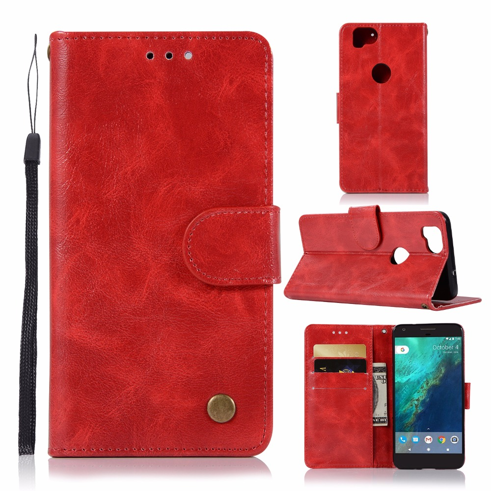Bags For Coque Google Pixel 2 Cover Luxury Wallet Leather Phone Cases For Fundas Google Pixel 2 Case Flip Back Cove