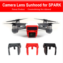 for DJI Spark Anti-Glare Gimbal Camera Protector Cover Lens Hood Sunshade Protection Cap for DJI Spark Drone Accessories