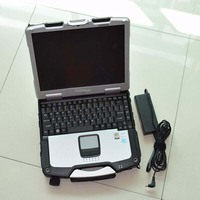 Auto diagnose laptop pc für panasonic toughbook cf-30 mit 4 gb ram arbeit für mb-stern c4/c5 und icom a2 bc DHL schnelles freies
