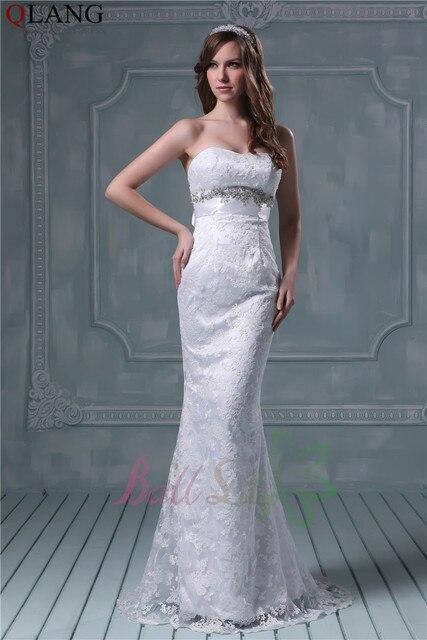 662b50246 Bola personalizado lírio nova chegada Lace Mermaid Vestido De Noiva 2016 Plus  Size Vestido De Noiva