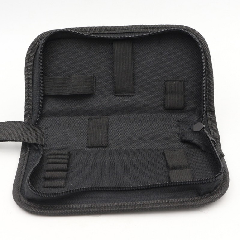 Multifunction Tool Bag Canvas Repair Electrician Bags Carry Bag Small Parts Kit