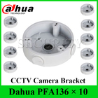 10 Pieces/Lot Dahua PFA136 Waterproof Junction Box for Dahua IP Camera IPC-HDW4431C-A CCTV Mini Dome Camera