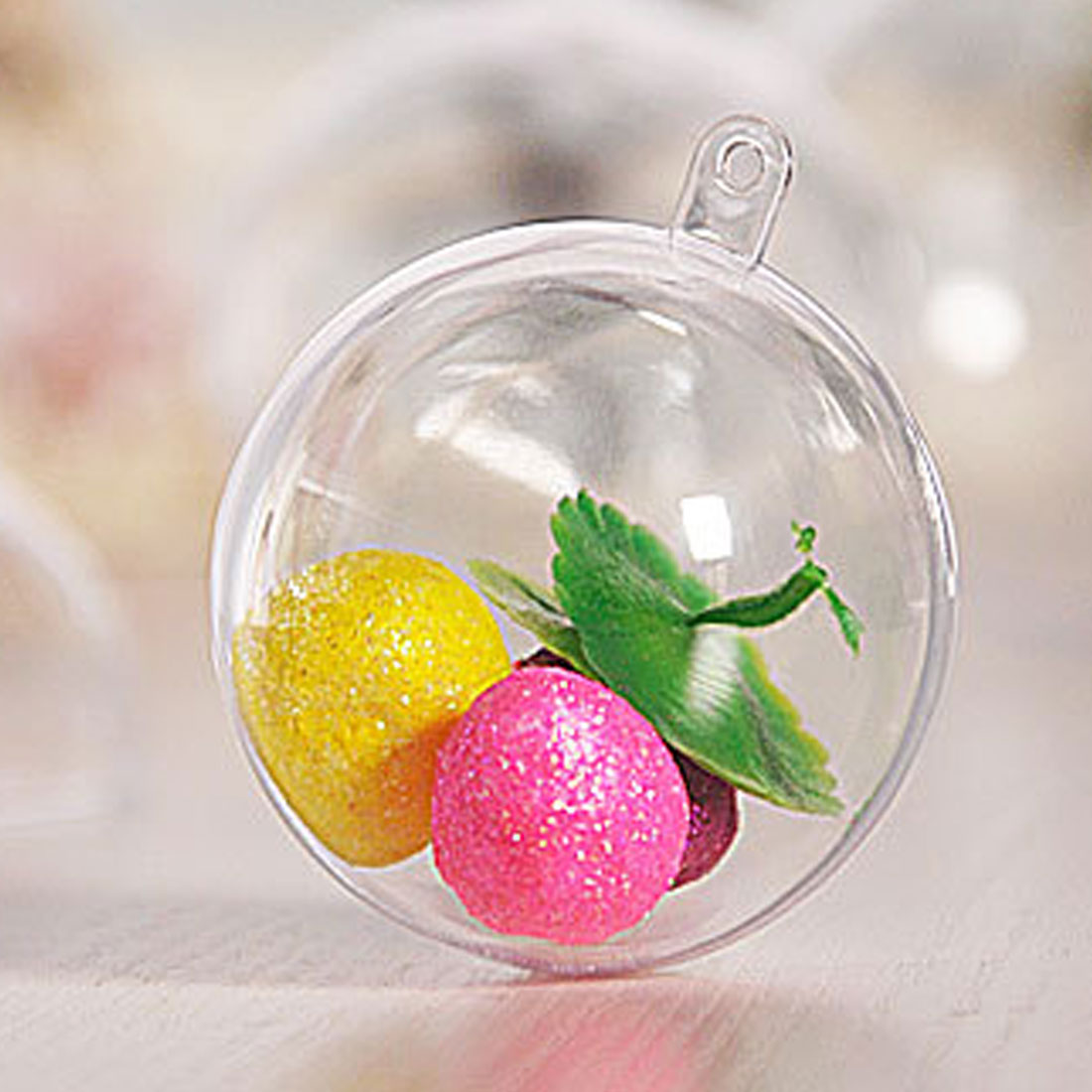 Party Supplies Christmas Candy Ball Decorations Ball