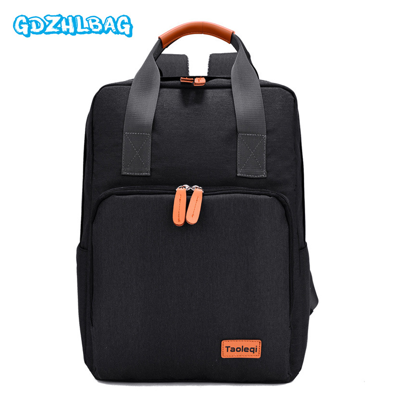 2018 Vintage Canvas Backpack Women Travel Rucksack Laptop School Bags for Teenagers Girls Mochila Men Shoulder Bag Female B233 vintage cute owl backpack women cartoon school bags for teenage girls canvas women backpack brands design travel bag mochila sac