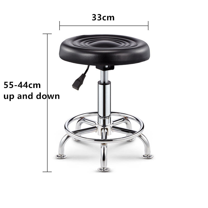 Terrific Us 40 2 40 Off Bar Stools Barber Beauty Chairs Wheel Chairs Laboratory Chairs Work Bar Stools Bar Stools In Bar Chairs From Furniture On Machost Co Dining Chair Design Ideas Machostcouk