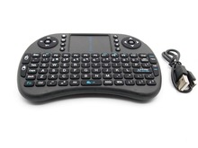 Best Buy Raspberry Pi 3 Mini Keyboard 2.4G Wireless Handheld Keyboard with Touchpad Mouse For Orange Pi ,PC, Android TV Free Shipping