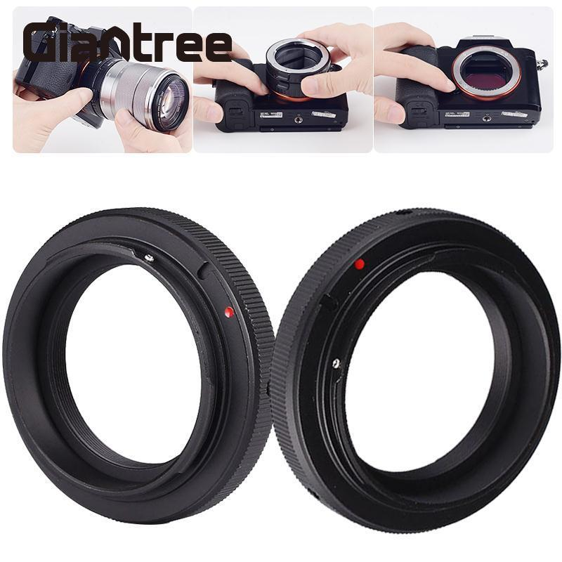 все цены на Giantree Camera Transfer Ring Lens Adapter Manual Control For 52mm for Nikon Camera Interface онлайн