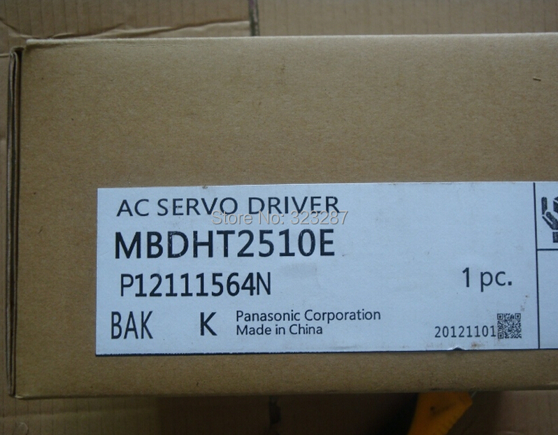 NEW  AC SERVO DRIVER MBDHT2510E BRAND-NEW IN ORIGINAL PACKAGING new
