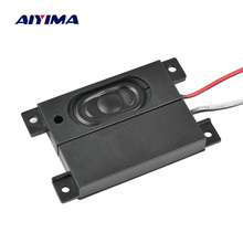 AIYIMA 2Pcs Audio Portable Speakers Column 59×23 8Ohm 2W 4p2.0 Advertiser TV 4020 Altavoz Portatil Speaker For The Computer
