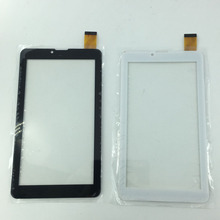 7 inch Prestigio Multipad Wize 3057 3G PMT3057 tablet pc touch screen capacitive flat panel glass