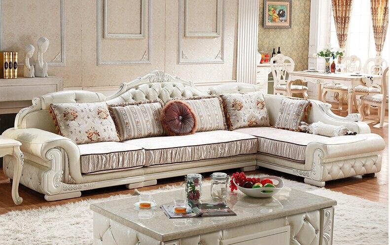 U BEST Simple European Style Sofa Combination Sitting Room Apartment Haus Solid