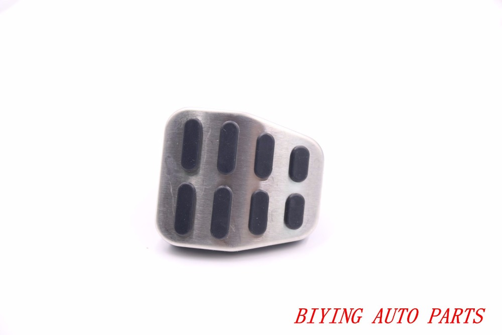 For VW Passat B6 B7L CC Stainless Steel Manual Transmission MT Pedal in Pedals from Automobiles Motorcycles