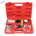 Professional Car Tool Set Brake Bleeder & Vacuum Pump Kit Tester 2 in 1 Auto Hand-Held