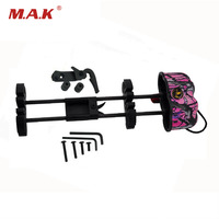 5 Color Quiver Archery Fully Adjustable 5 Arrow Quiver Arrow Holder For Compound Recurve Bow Hunting