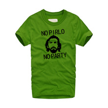 b2567c08010 2019 Brand Summer Pirlo No Party Andrea Juventus Letters T Shirts Mens  Cotton O-neck
