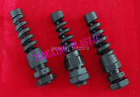 20PCS Bag Bending Cable Glands PG7 Water Proof Connector