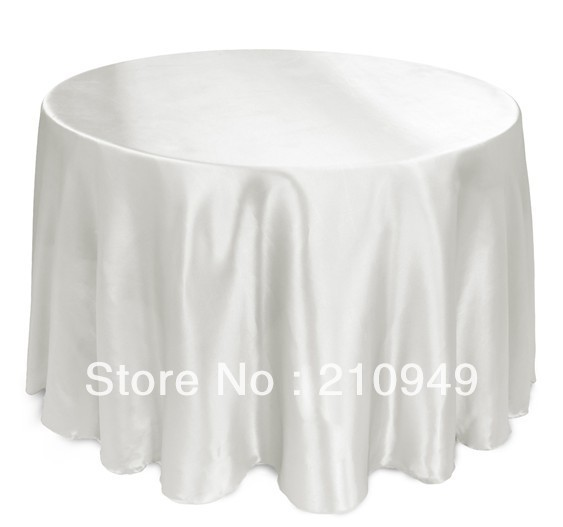 free shipping 108in. tablecloth cheap white tablecloths custom round tablecloths