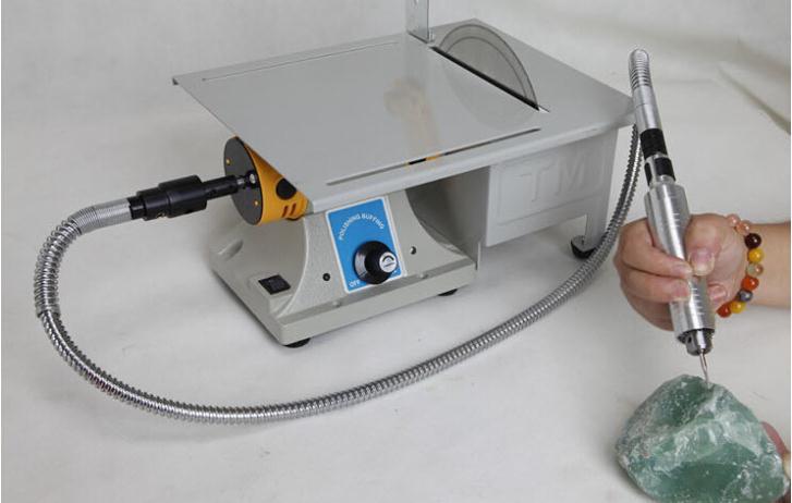 1pcs Multifunctional Mini Bench Lathe Machine Electric Grinder / Polisher / Drill / Saw Tool 350w 10000 R/Min 1pcs multifunctional mini bench lathe machine electric grinder polisher drill saw tool 350w 10000 r min