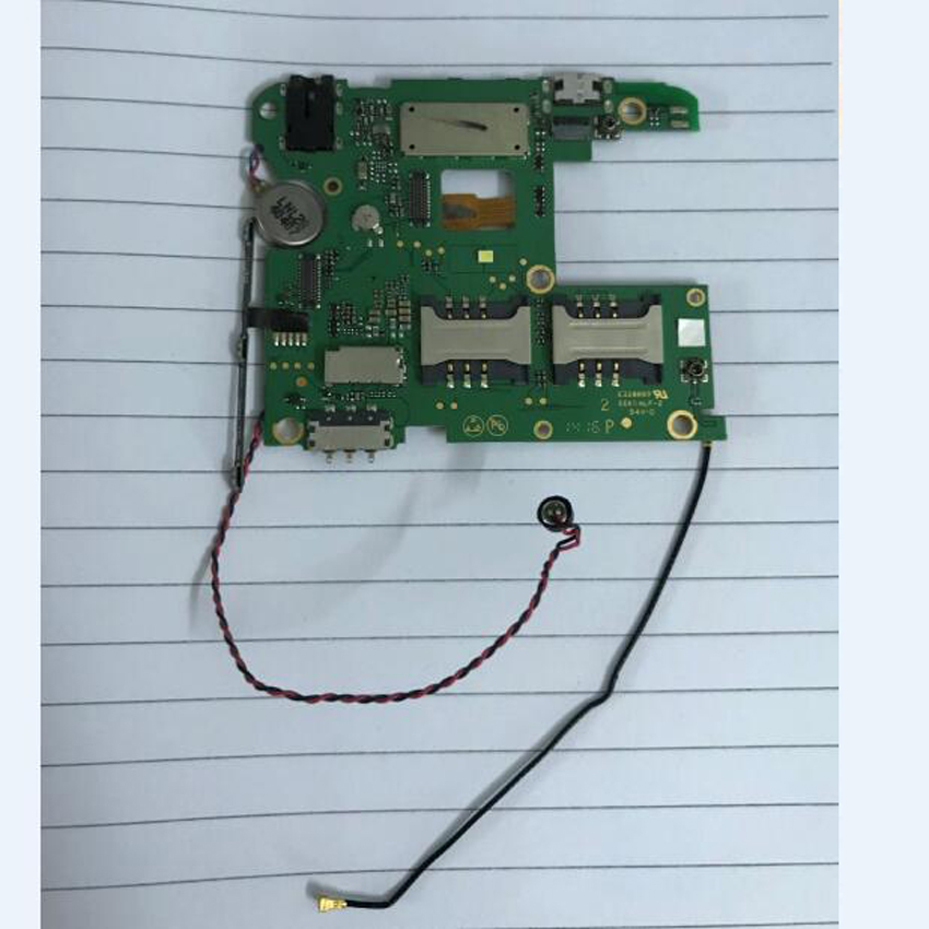 LTPro In Stock Original Used Tested Work Mainboard For Lenovo A850 Plus A850+ Motherboard Card Fee Chipsets Mobile Phone Parts