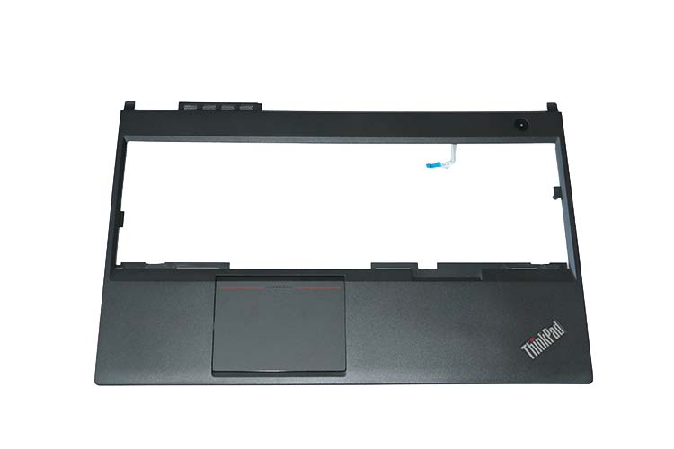 New Original Keyboard Bezel Palmrest Cover for Lenovo ThinkPad T540P W540 W541 with Touchpad Without Fingerprint 04X5544 new original for lenovo thinkpad t460 palmrest keyboard bezel upper case with fpr tp fingerprint touchpad 01aw302