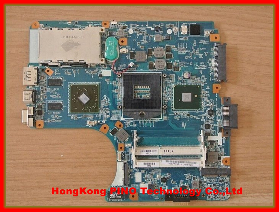 ФОТО Free shipping MBX-224 motherboard For Sony VPCEA VPC-EA laptop motherboard M960 100% Tested 60 days
