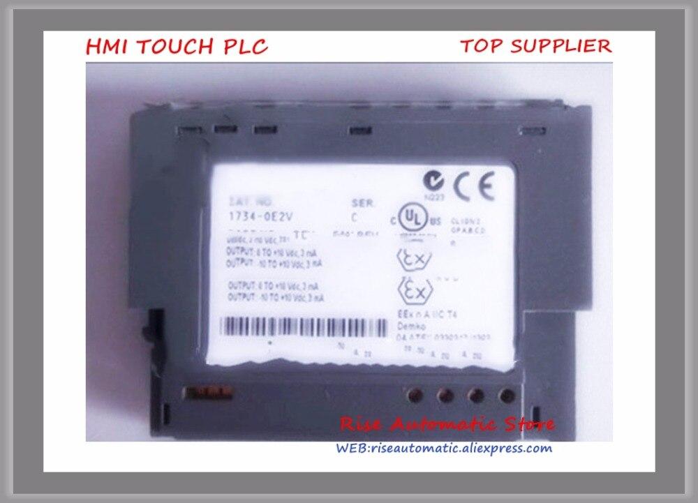 1734-TB PLC 8 Number of Terminals Screw-clamp Terminal Base Assemblies New Original 1746 ow8 plc new original 5 125v dc 8 number of outputs digital contact output modules
